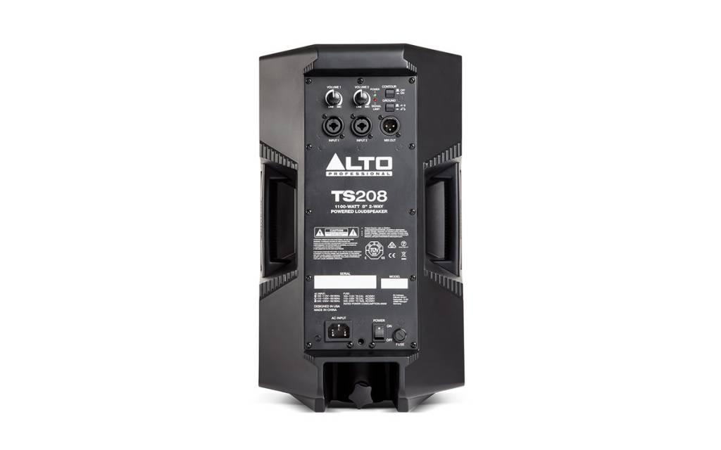 ALTO PROFESSIONAL TS208 ALTO PROFESSIONAL