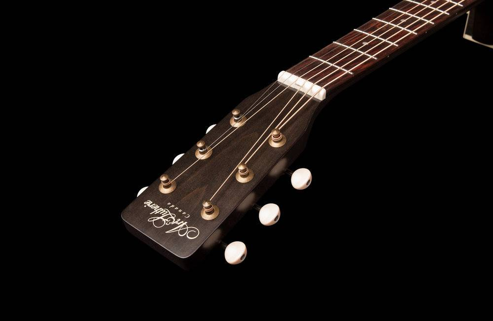ART & LUTHERIE AMERICANA FADED BLACK CW QIT ART & LUTHERIE