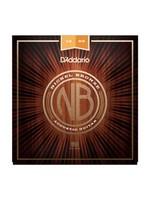D'ADDARIO NB1256 ACOUSTIQUE D'ADDARIO