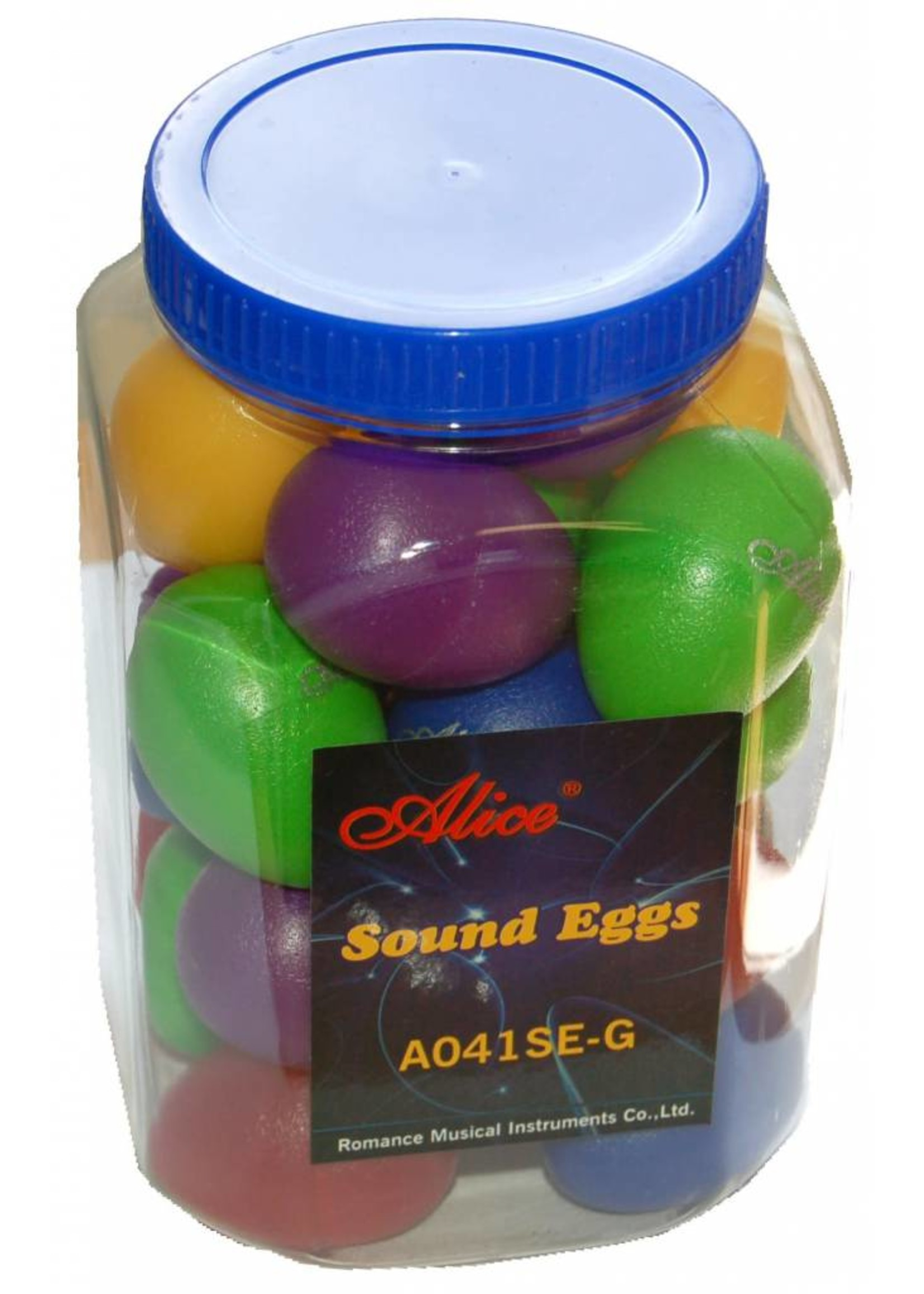 ALICE SOUND EGGS ALICE
