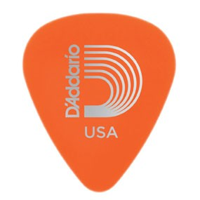 DAddario Planet Waves DURALIN STD ORANGE .60MM 10PK D'ADDARIO