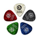 PLANET WAVES PEARL CELLULOID .50MM 10PK D'ADDARIO