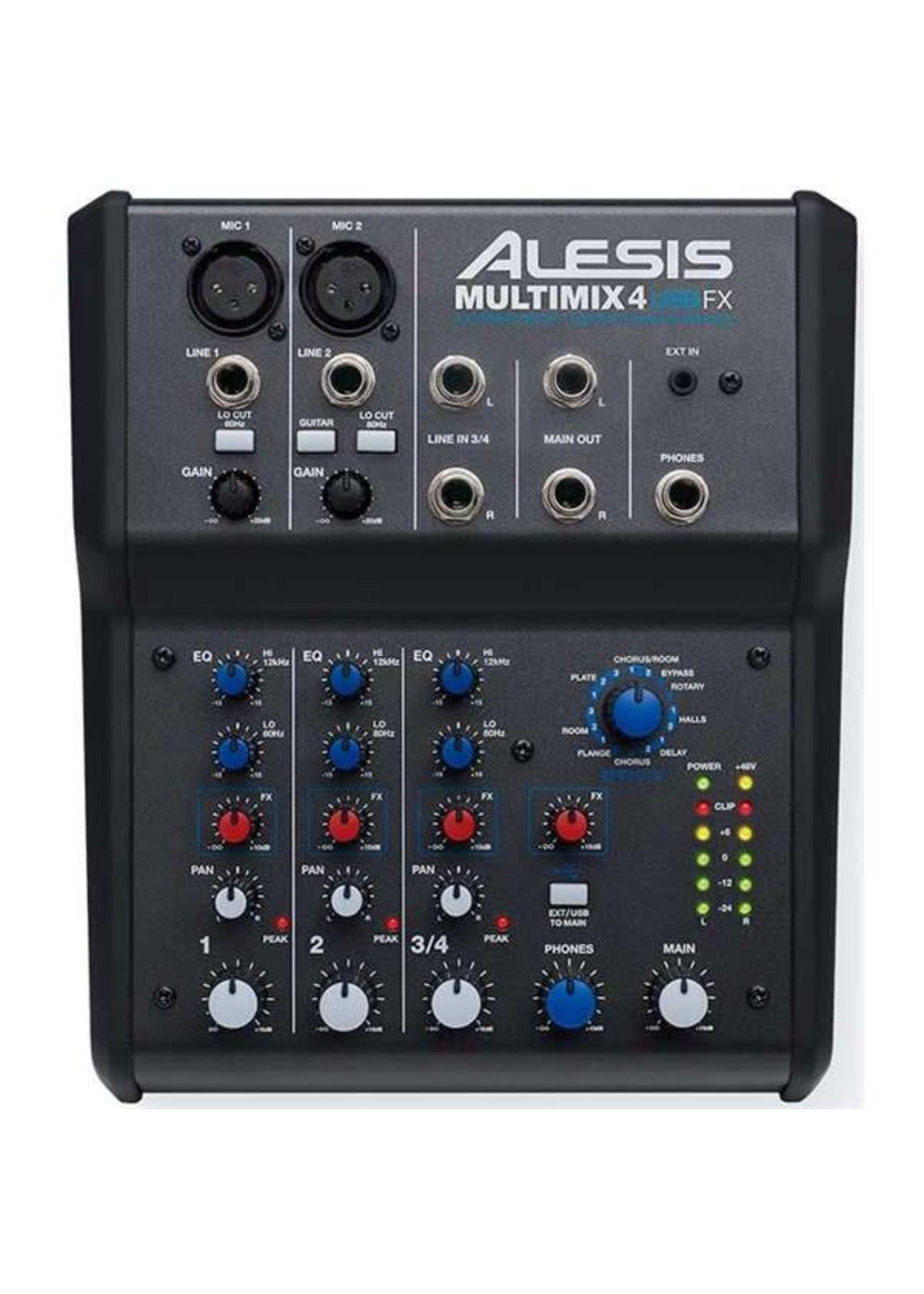 ALESIS CONSOLE 4CH ALESIS *LOCATION*