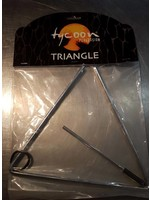 TYCOON PERCUSSION Triangle Aluminum TRI-10 TYCOON