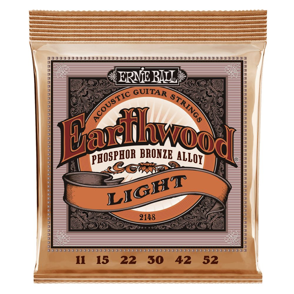 ERNIE BALL 2148 EARTHWOOD ERNIEBALL