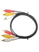 CABLE A/V RCA POWER PRO AUDIO