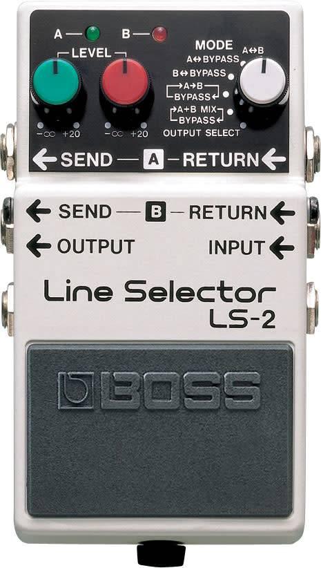 BOSS LS-2 BOSS