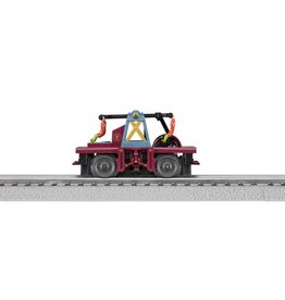 LNL 6-28425 Polar Express Elf Hand Car
