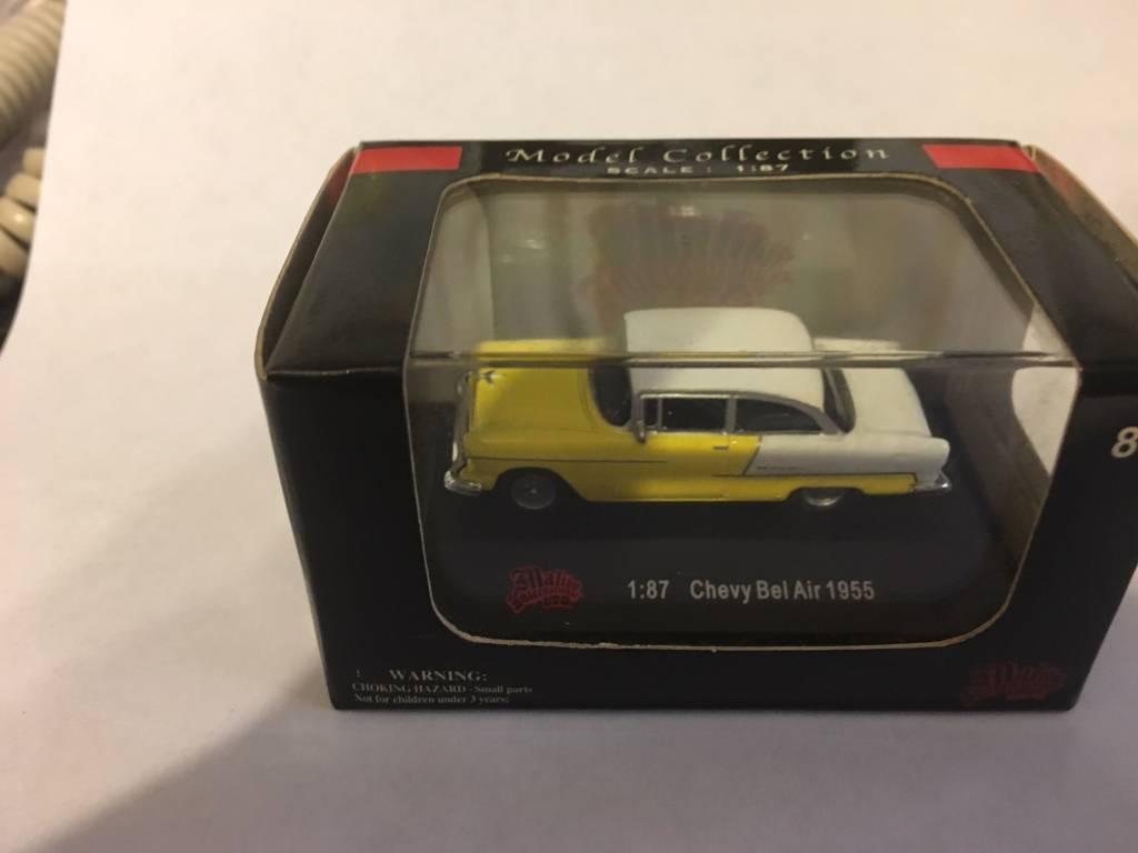 High Speed 103 HOhevy Bel Air