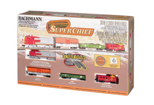 BAC 24021 Super Chief Set N