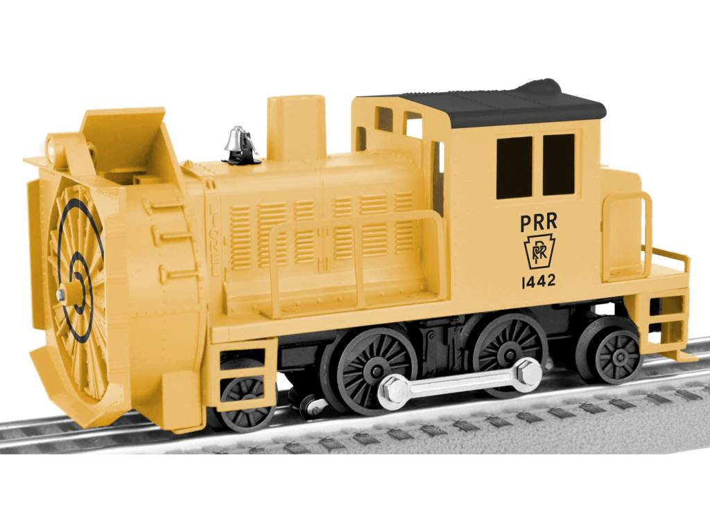 Lionel 6-814421 Lionel PRR Rotary Plow
