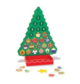 Melissa & Doug M&D Countdown to Christmas Advent Calander