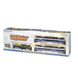 BACHMANN HO McKinley Express Train Set