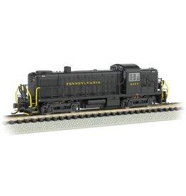 BAC # 64255, Bachmnn N Scale RS3 w/DCC, PRR #5604