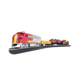 BACHMANN HO Canyon Chief Train Set