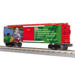 MTH - RailKing Christmas Boxcar