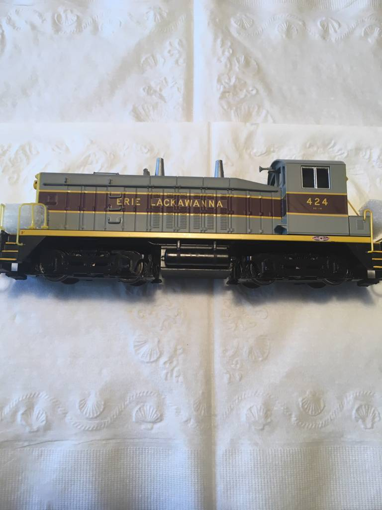 Broadway Limited 2120 BLI NW2 Switchwer - ERie Lackawana