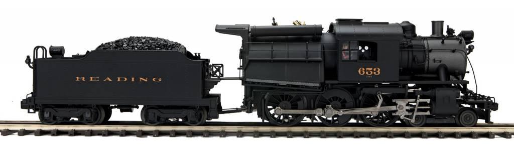MTH - Premier 20-3664-1 Reading Camelback Steam Engine