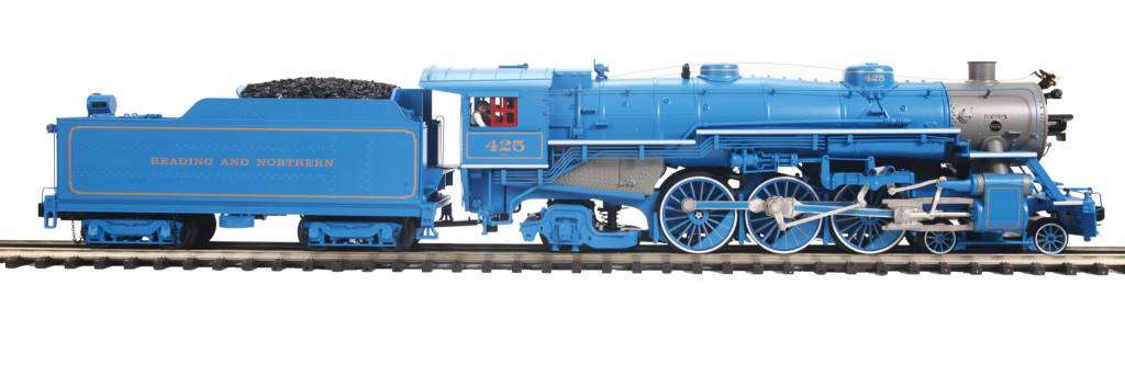 MTH - Premier 20-3745-1 4-6-2 USRA Heavy Pacific Steram Engine