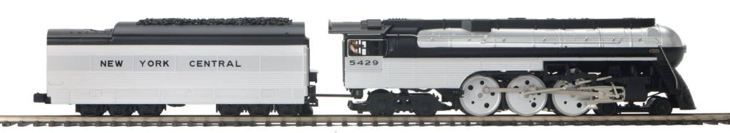 MTH - Premier #203649-1, MTH 4-8-4 Empire State Express Hudson Steamer w/PS3 New York Central