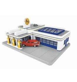 MTH - RailKing 30-9195 Sunoco Oper. Gas Statioin