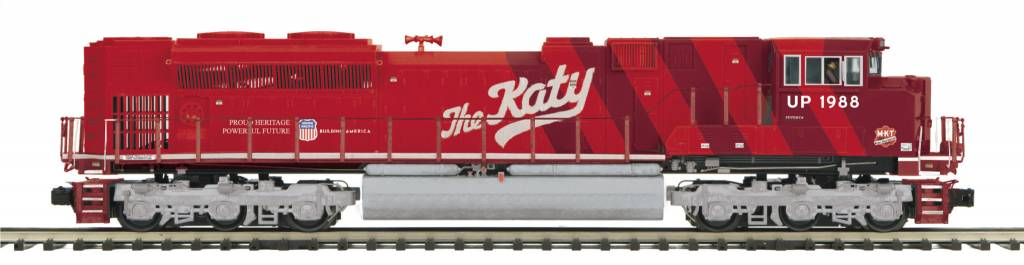 MTH - Premier MTH Katy SD70ACE Engine w/ Proto-Sound 3.0 20-20957-1