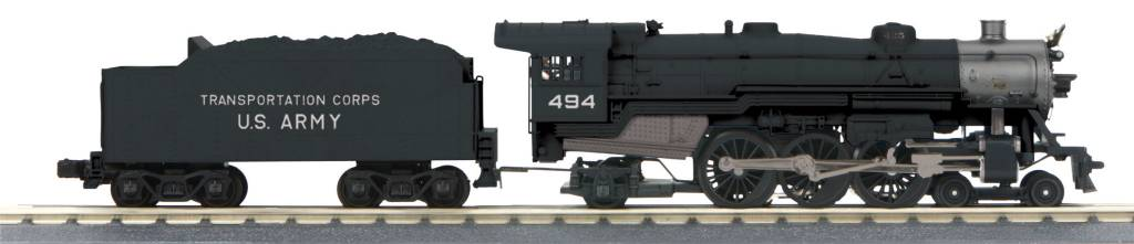 MTH - RailKing 30-1750-1 4-6-2 Imperial Pacific Steam Engine