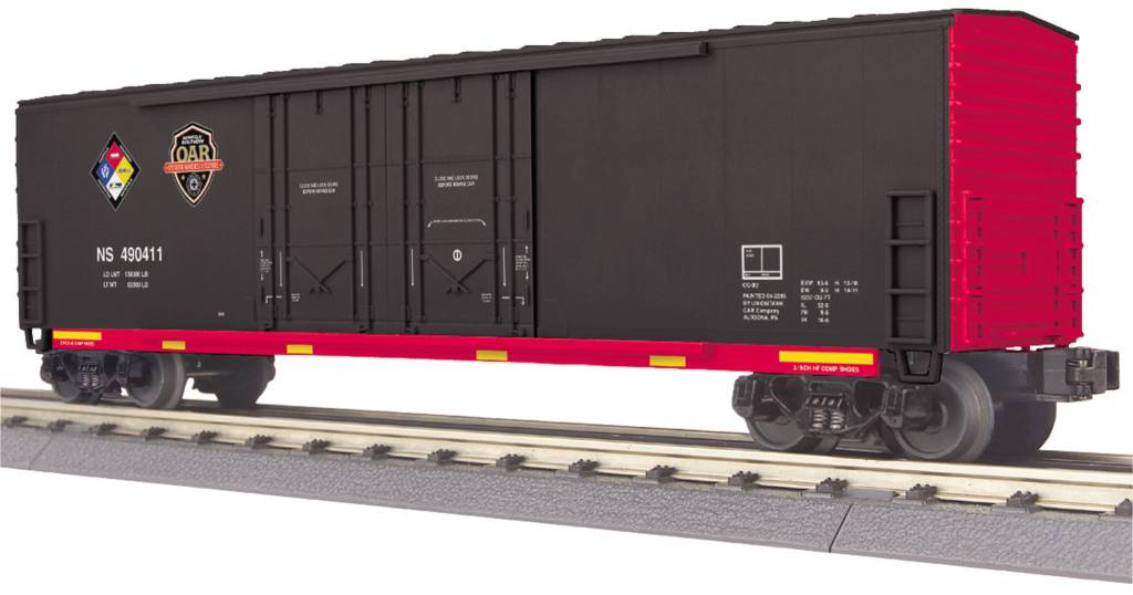 MTH - RailKing Norfolk Southern First Responders Boxcar