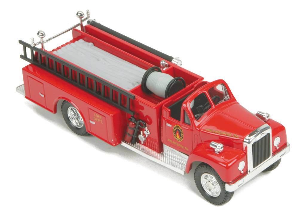 MTH - RailKing 30-50101 Philadelphia Fire Truck