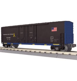 MTH - RailKing Norfolk Southern Veterans 50 foot Boxcar