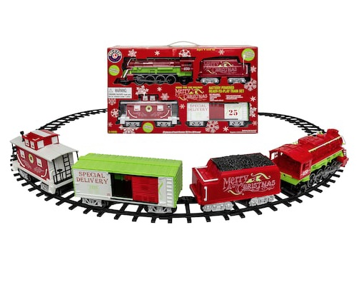Lionel 711915 Ready to Play Home for the Holidays Set
