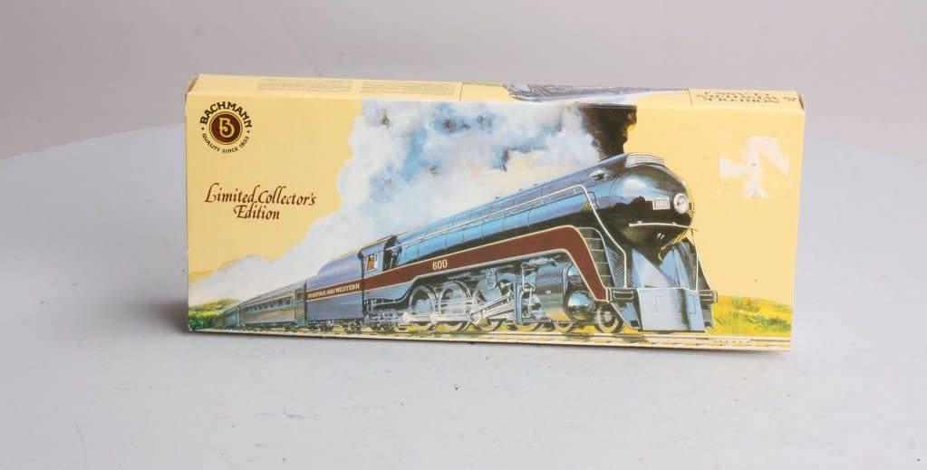 BACHMANN #BAC65869, Bachmann Norfolk & Western Class J Locomotive