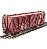 Broadway Limited Imports N Scale K7 Stock Car w/Chicken Sounds, PRR