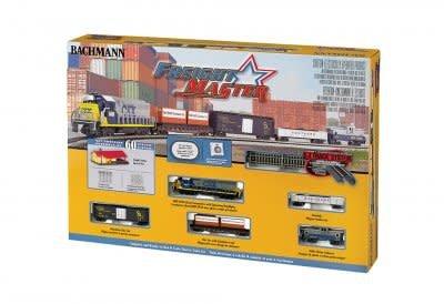 BAC N Freightmaster Train Set