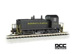 BAC Bachmann N Scale  NW2 Switcher w/DCC, PRR