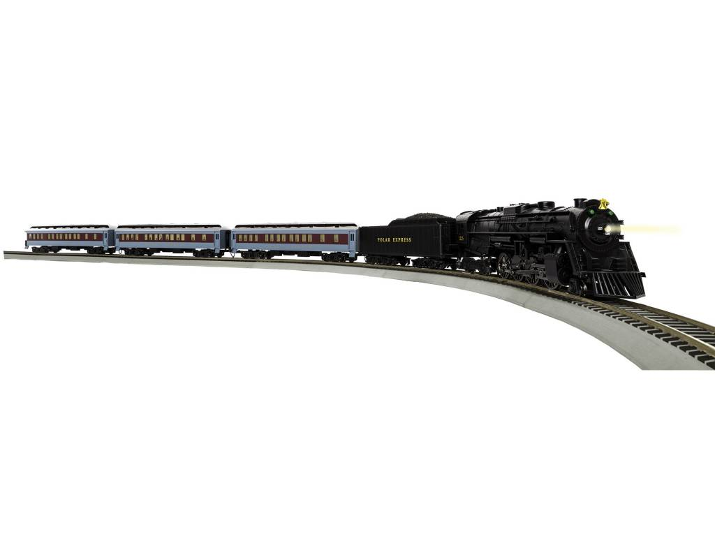 Lionel HO The Polar Express Set w/Bluetooth