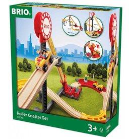BRIO BRIO - ROLLER COASTER SET