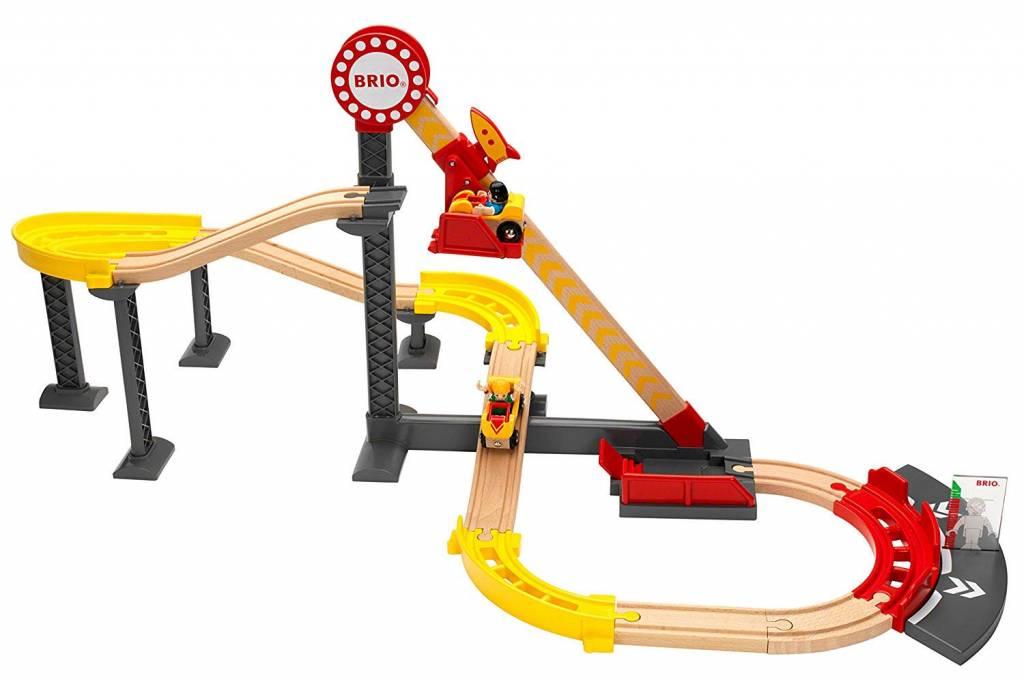 BRIO - ROLLER COASTER SET - Bussinger Trains ... & Toys!