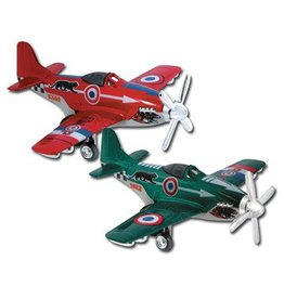 Schylling Diecast Airplane Assortment