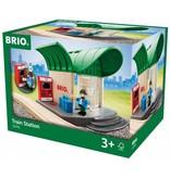 BRIO Train Station