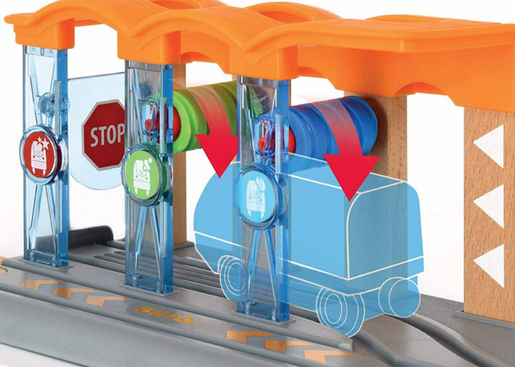 BRIO SMART TECH Washing Station