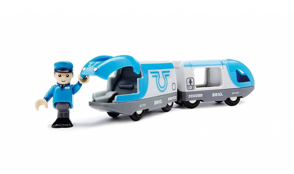 BRIO Travel Battery Train