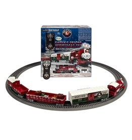 Lionel #6-82545, Lionel Santa's Helper Christmas Set