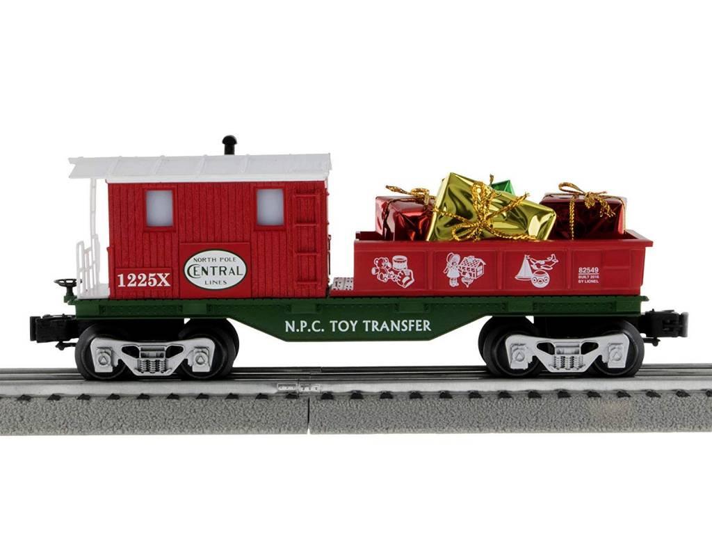 Lionel #6-82545, Lionel Santa's Helper Christmas Set