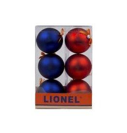 Lionel Lionel ORNAMENT SET 6PC