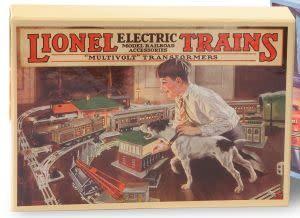 Lionel HM Pre-War Boxed Notecards - 24pc