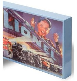 Lionel HM Post-War Boxed Notecards - 24pc
