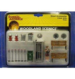 Woodland Scenics Street Accessories