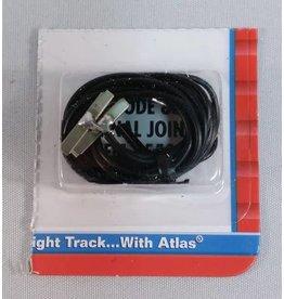 ATL HO Code 83 Terminal Rail Joiners (1pr)