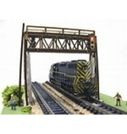 Pastime Hobbies #102, Pastime Hobbies N Scale signal bridge